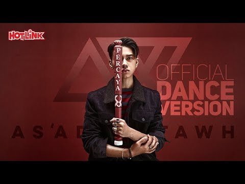 Percaya - As'ad Motawh (Dance Ver) bersama Hotlink RED