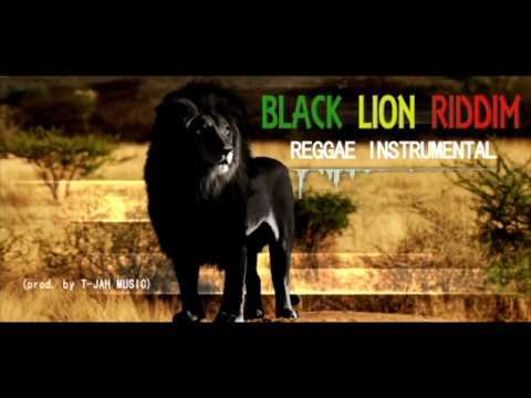 Black Lion Riddim [ REGGAE INSTRUMENTAL ] - T-JAH MUSIC