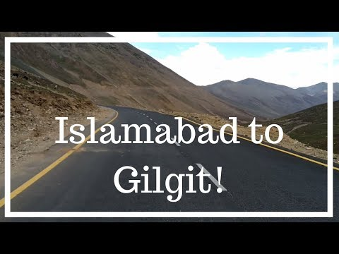 Islamabad to Gilgit | VLOG | The Junior