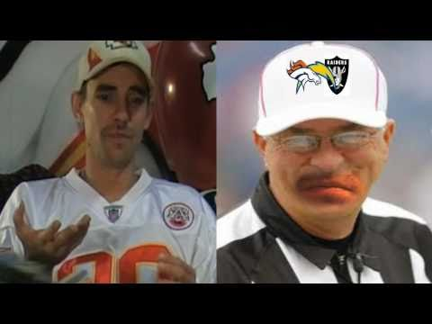 An Interview With Ron Winter: The Ref Officiating the Chiefs/Texans Game