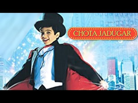 Bollywood Movies - Chota Jadugar Full Movie in 15 mins - Full Hindi Dubbed Movie - Kids Short Film