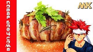жаркое из свинины.