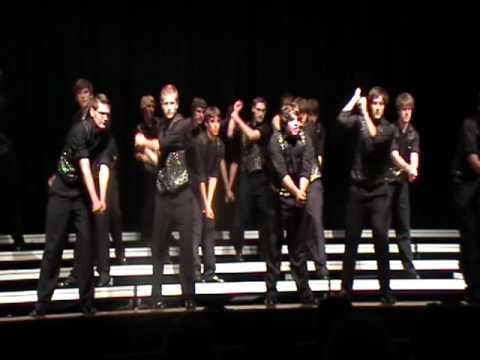 Smethport Music 'n Motion Show Choir Spring 09