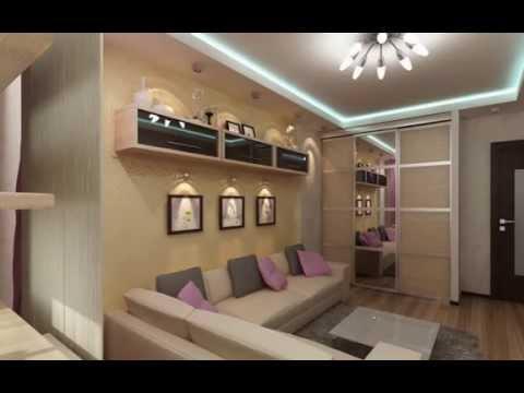 Дизайн однокомнатной квартиры 40 кв от интерьерной студии Future Memory