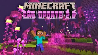 Minecraft 1.18 End Update 2.0: Official Trailer (2021)