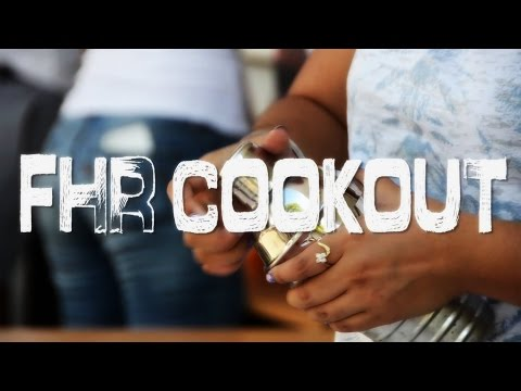 FHR Student Cookout
