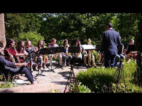 Owasso High School Sax Ensemble