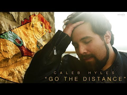Disney's Hercules - GO THE DISTANCE (Michael Bolton) - Caleb Hyles Cover
