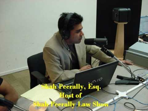 Bay Area Immigration Attorney Law Show on KLOK 1170 AM – Shah Peerally Law Show