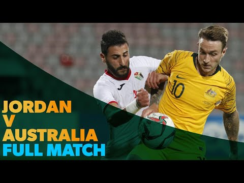 Jordan Vs Australia - 2022 World Cup Qualifiers - FULL MATCH