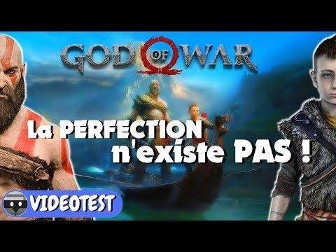 GOD OF WAR PS4 : la PERFECTION n'existe PAS ! Mon avis sans langue de bois | Test FR