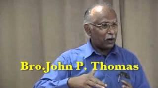 Return of the Jews (01/03) - Malayalam Bible Study - John P Thomas - Kaithiri.com