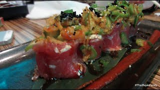 Best Sushi Ever, Mikuni Sushi - Family Vlog