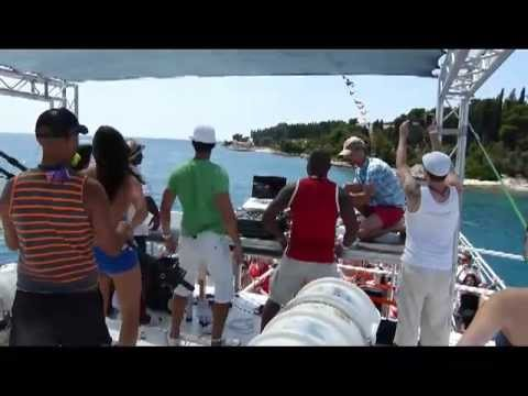 The Croatian Salsa Festival 2013, Rovinj -'' The Boat Party''-Part One