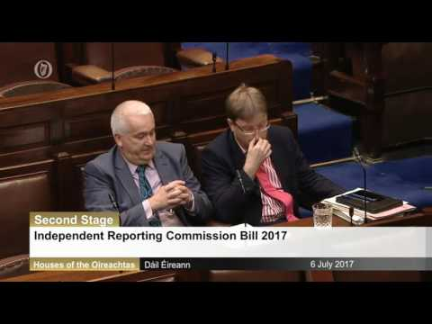 Martin Kenny responds to Fianna Fáil slander of Sinn Féin in the Dáil