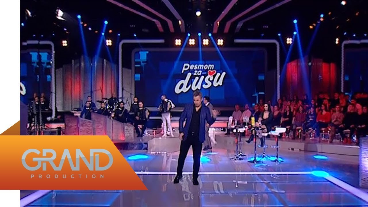 Jovan Perisic - Samo da si tu - PZD - (TV Grand 16.01.2019.)