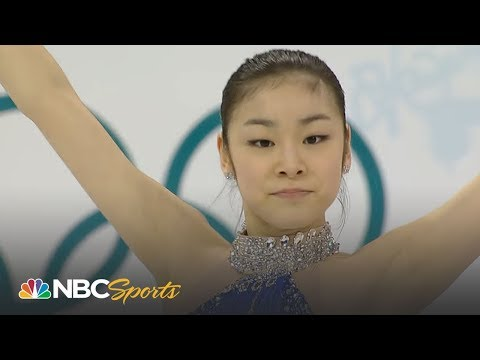 Vancouver 2010: Yuna Kim Sets Record in Free Skate Program | NBC Sports