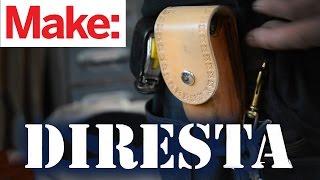 DiResta: Leather Sheath
