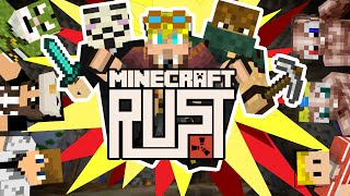 Minecraft: Rust Survival - SUPER EPISCH POTJE