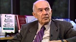 Professor William Cooper On GSIA's Early Days