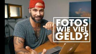 Wie viel GELD für ein FOTO verlangen? | Jaworskyj