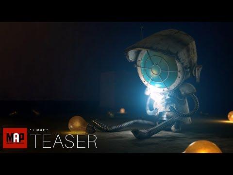 TRAILER | Cute & Funny CGI 3D Animated Short Film ** LIGHT ** Family Animation Cartoon by Tao Hu