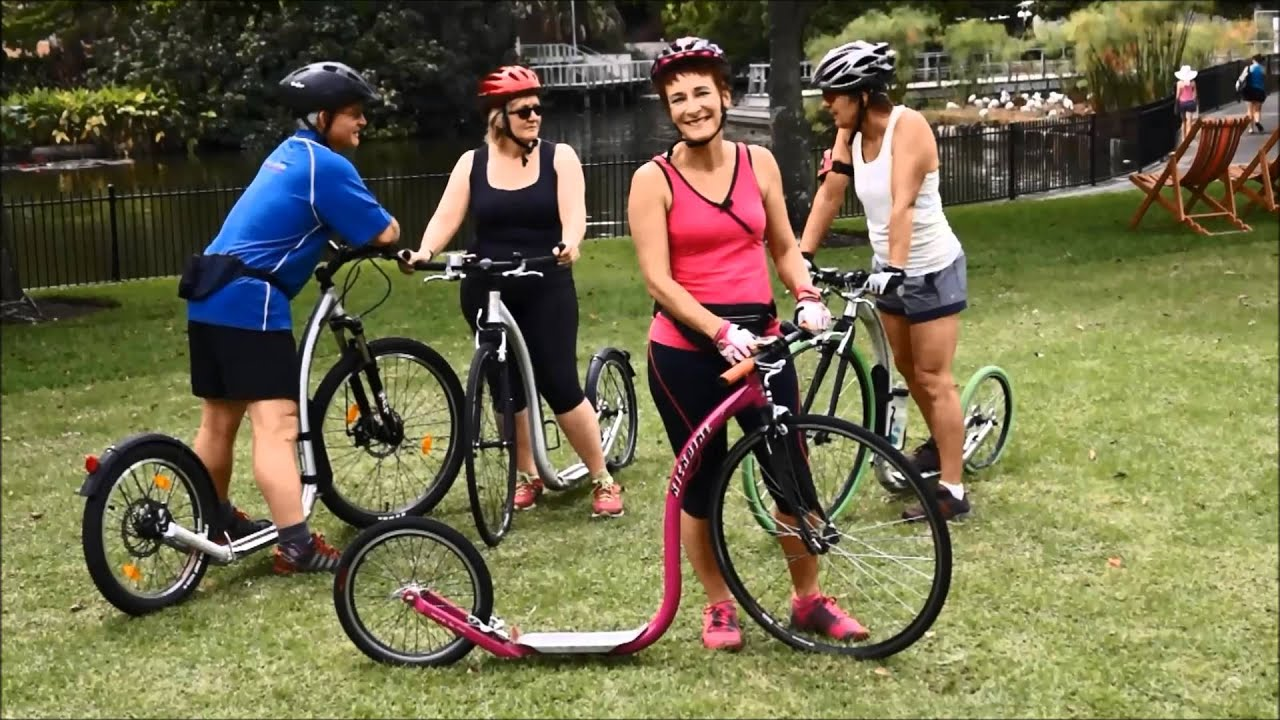 Kickbike Australia Adult Scooters The Most Fun On Two