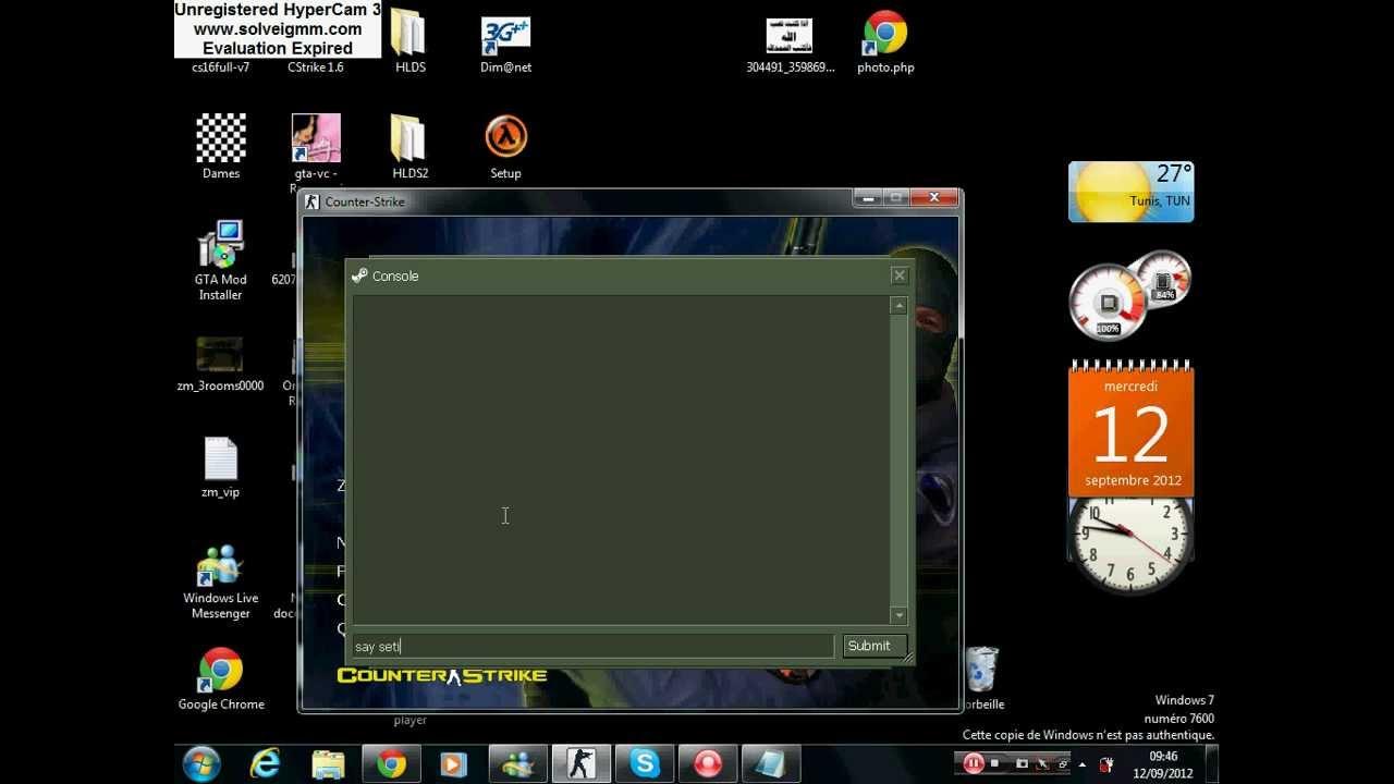 Cs 16 Hack Admin Setinfo
