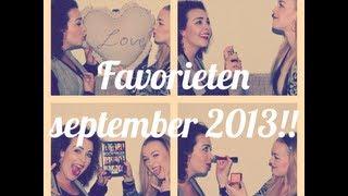 Favorieten van de maand september 2013!! Thumbnail