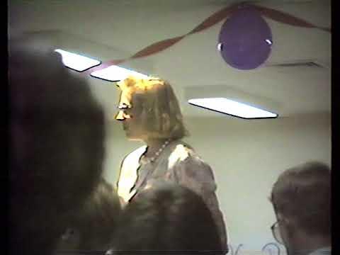 1993 Ottawa Township High School Illinois Speech & Drama Team Banquet
