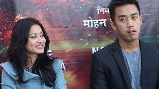 Nepali Movie Tandav Press Meet