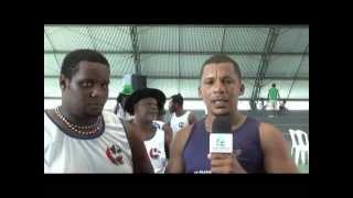 Evento Capoeira Ogunjá, Urbis II, Santo Antonio de Jesus 23 10 11