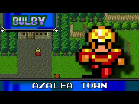 Azalea Town 16 Bit (SNES Final Fantasy IV Remix) - Pokemon Gold/Silver