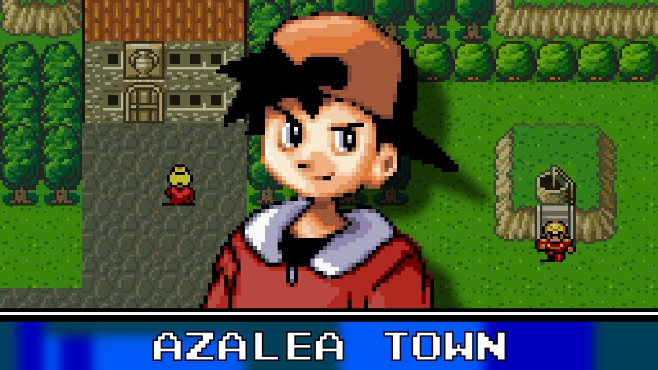 Azalea Town 16 Bit SNES Final Fantasy IV Remix Pokemon GoldSilver YouTube