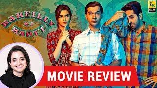 Anupama Chopra's Movie Review of Bareilly Ki Barfi