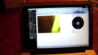 Raspberry Pi Robot with Real Time Webcam Stream controlled by Arduino Motorshield by Roland Fiala on YouTube