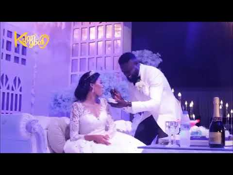 YOMI CASUAL'S WEDDING GLITZ AND GLAMOUR