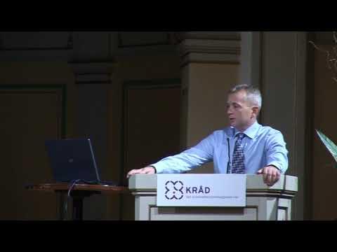 Knut Storberget - del 1 av 3 - KRÅD 2009
