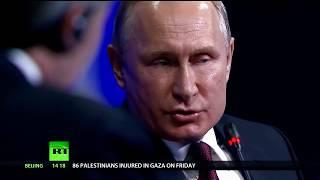 Путин - его шагреневая кожа