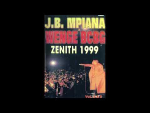 JB Mpiana - Djodjo Ngonda 1999 live au Zenith de Paris