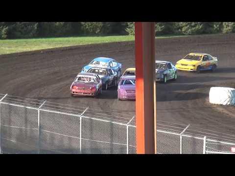 Sport Compact Heats Benton County Speedway 9/17/17