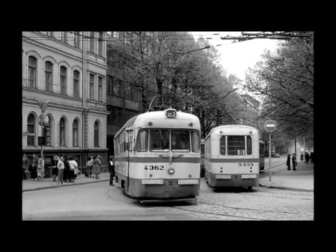 back in the '70s and '80s - Riga