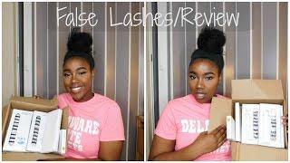 False Lashes/Review (LightInTheBox.com)