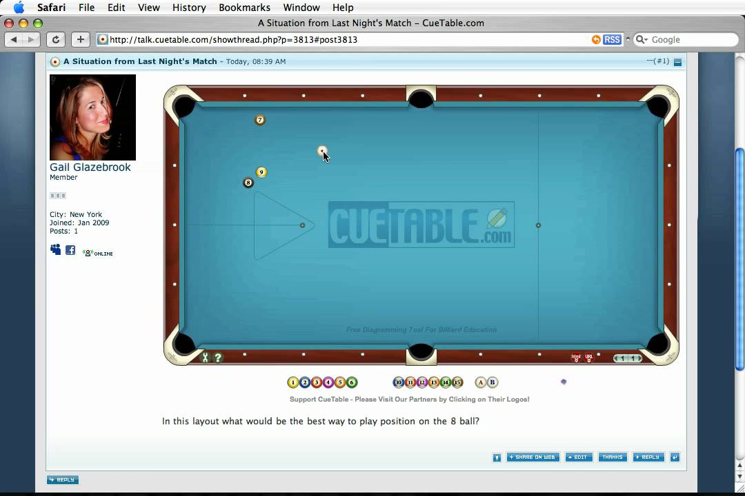CueTable Billiard Software Tutorial (HQ) by   Poolbz - Learn
