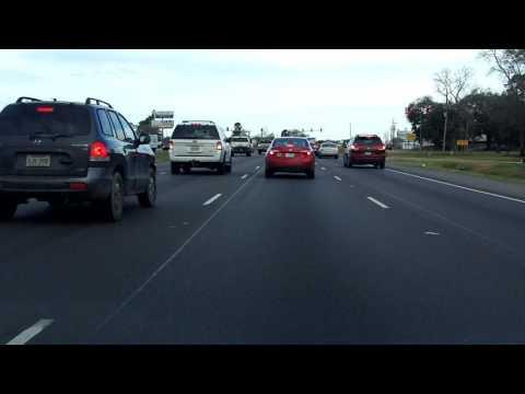 US 90 - Louisiana (LA 182 to US 90 BUSINESS) westbound
