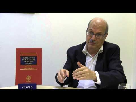 Neil Wilkof On Overlapping Intellectual Property Rights