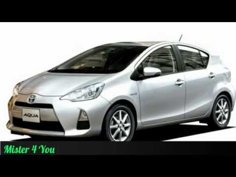 Toyota Aqua Hybrid Car In Pakistan 2017 Complete Information