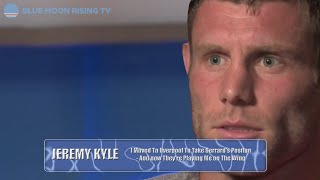 James Milner on Jeremy Kyle [Parody] | Manchester City vs Liverpool