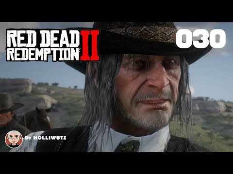 Red Dead Redemption 2 gameplay german #030 - Seelige Friedensbringer [XB1X] | Let's Play RDR 2