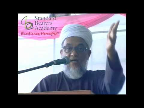 Allah helps those who help themselves by Mirza Yawar Baig (Urdu Lecture)